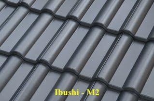 Ngói mầu cao cấp Fuji- Mầu M02